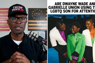 I Think Dwyane Wade Is Using His LGBTQ Son For Attention!