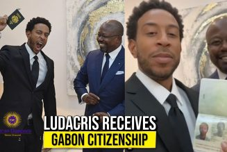 Ludacris Obtains Gabon Citizenship | Do You Have Your Africa Plan Yet?