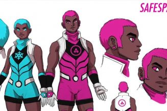 Marvel's New Warriors Show Us Why Independent Black Comic, Manga and Fantasy Creators Are Important