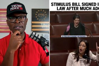 Stimulus Bill SIGNED After Virtue Signalling ON BOTH SIDES