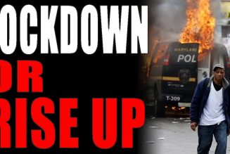 4-11-2020: Lockdown or Rise Up