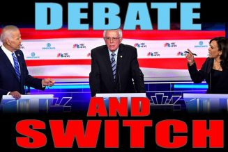 6-29-2019 Democratic Debate and Switch