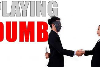 8-10-2019 Playing Dumb – The White Supremacist Strategy