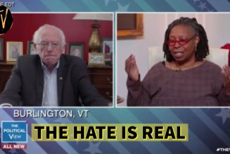 ABC The View: Whoopi Disrespects Bernie Repeatedly | Tim Black