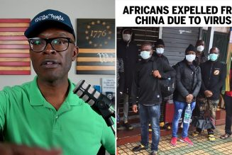 Africans EXPELLED From China Due To The Virus!