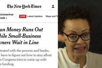 AMERICA is Open for Business, Small Biz Loans Gone, & We're Black AF ….