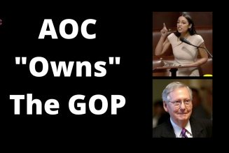 "AOC Votes Against COVID Testing & Hospital Grants To ""Own The Republicans"""