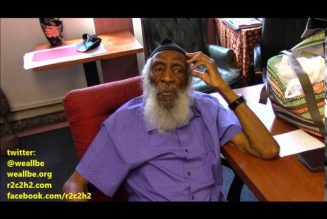 Baba Dick GREgory On THE BEst Way To End Police BrutalITy