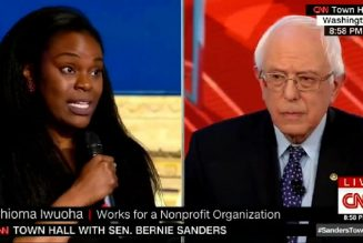 Bernie Sanders Becomes Aggravated When Asked About Reparations For Black Americans