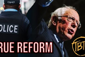 BERNIE SANDERS CRIMINAL JUSTICE REFORM FULLY EXPLAINED | TIM BLACK