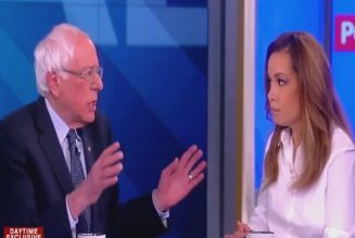 Bernie Sanders Emphatically Says No To Reparations For Black Americans