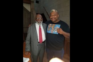"""Bro. Ron GREgory: My BroTHEr Dick GREgory Was A PropHEt, His Disciples Must Now BEcoME Apostles"""""""