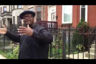 Chairman Fred Hampton Jr details the death of his father steps away from where he was assassinated