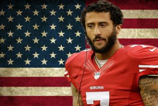 Colin Kaepernick Viciously Attacked For Refusing To Stand For National Anthem