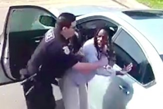 Cop Arrests Woman For Calling 911 On Him