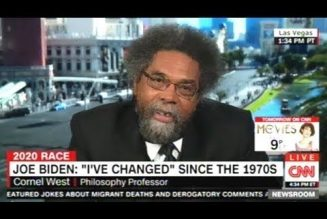 Cornel West Torches Kamala Harris After CNN Host Undermines Sanders