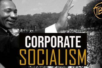 CORPORATE SOCIALISM: IT'S NOT ABOUT REPUBLICANS AND DEMOCRATS | TIM BLACK