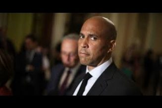 Cory Booker Takes A Loss. Tries & Fails To Nail Trump's Nominee As AntiLGBT
