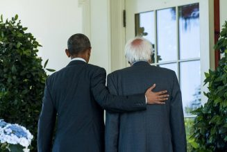 Did Obama Push Bernie Sanders Out Of The Race?