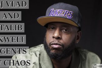 DJ VLAD AND TALIB KWELI ATTACKS ADOS