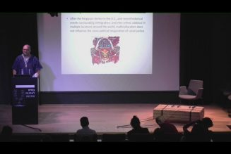 Dr Reynaldo Anderson | Tohu Magazine Conference