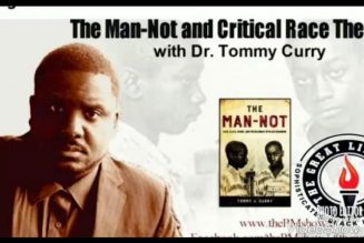 Dr. Tommy Curry discusses The man-not, black male misandry, black masculinity  & the metoo movement