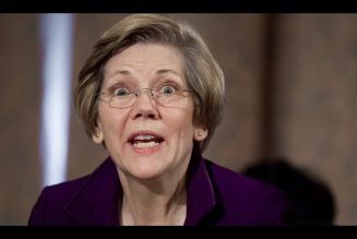 Elizabeth Warren Triggered!  Question From Amy Goodman Gets Under Warren's Skin
