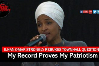 Ilhan Omar: My Record Proves My Patriotism