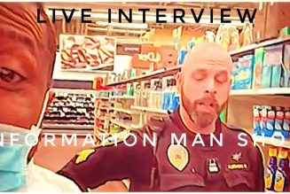Interview With The Two Black Men Who Were Ask To Leave Walmart For Wearing Mask By COP CORONAVIRUS