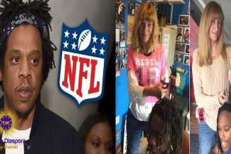 Jay-Z/NFL Give $200K To Chicago Nonprofit Found Cutting Dreadlocks Off Teens & Supports Trump