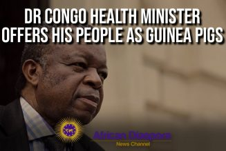 Jean-Jacques Muyembe Sells Out By Offering DR Congo  As Guinea Pigs For COVID-19 Vaccine Testing