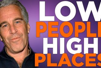Jeffrey Epstein and the People Who Protect Predators