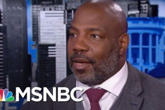 Jelani Cobb On FBI Targeting Black Activism | The Beat With Ari Melber | MSNBC