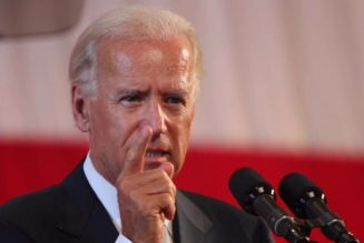 'Jim Crow' Biden says the LGBT agenda will be his priority not the black agenda #ADOS #Tangibles2020