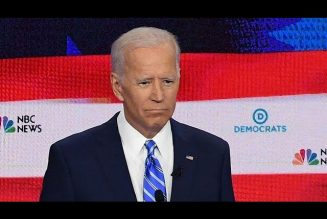 Joe Biden Crashes In Polls After Debate