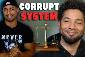 Jussie Smollet EXPOSED our Judicial System