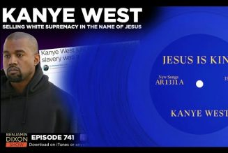 "Kanye West ""Jesus Is King"" Selling MAGA in Jesus Name"