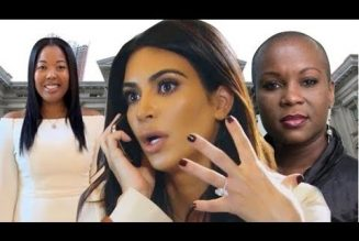 #KimKardashian 0UTED FOR TAKING CREDIT FOR FREEING 17 B.LK INMATES WHEN 2 BL.K LAWYERS DID IT!