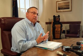 "Maine Gov Paul LePage Labels People Of Color As ""The Enemy"""