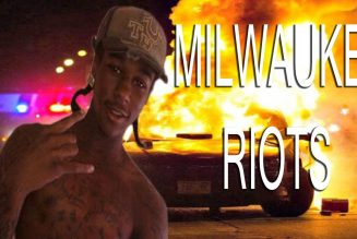 Milwaukee Rioters Destroy Businesses After Another Police Involved Shooting
