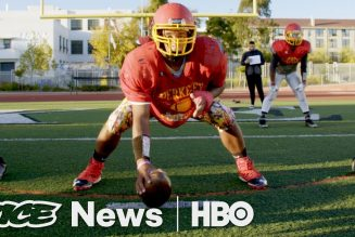 National Anthem Protests Are Spreading To High School Football (HBO)