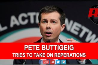 Pete Buttgieg Tries To Tackle Reperations