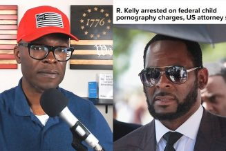 R. Kelly Arrested on FEDERAL Sex Crime Charges, FINALLY!