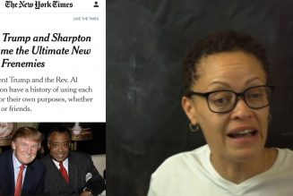 Rev. Al Sharpton Reveals Emotions Used to Increase Black Voter Turnout