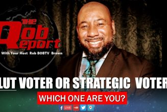 SLUT VOTER OR STRATEGIC VOTER/ WHICH ONE ARE YOU?