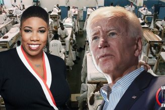 Symone Sanders Attempted To Defend 1994 Crime Bill Authored By Joe Biden As A Slight Overreach