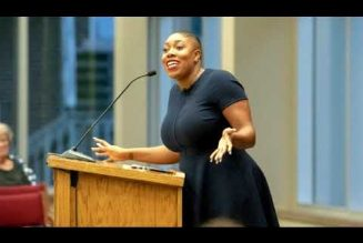 SYMONE SANDERS HATES BLACK MEN'S POLITICAL VIEWS
