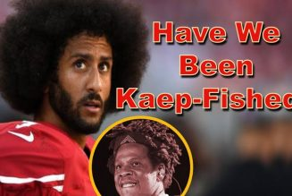 "The Black Dot: Colin Kaepernick's protest wasn't about injustice, we've been ""Kaep-fished"""