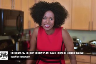 The C.O.W.S. w/ Dr.  Ruby Lathon Plant Based Eating to Counter Racism