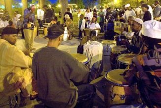 The History Of The 63rd Street Beach Drum Circle In Chicago A.K.A. Bong Beach
